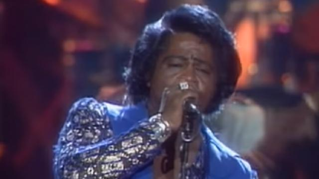 Esta canción del legendario músico afroamericano James Brown