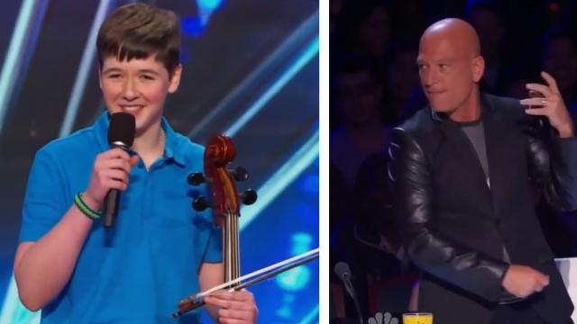 Cello-Playing Brothers Rocking Jimi Hendrix Song Leaves Audience Gasping