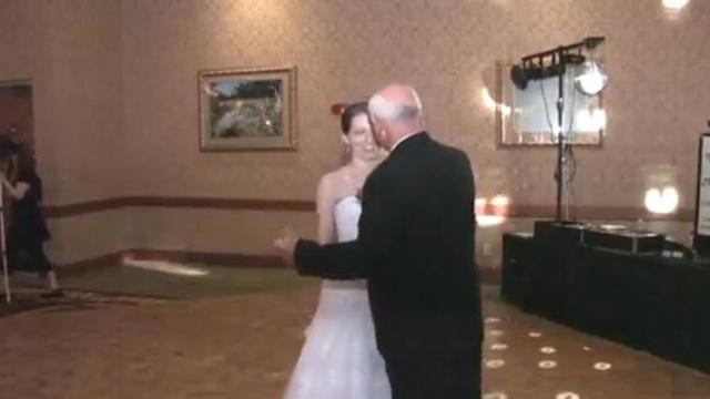 Bride Pulls Out Mic On Her Walk Up The Aisle And Quickly Has Her Groom In Tears