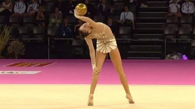 WC Montpellier 2011 - Daria KONDAKOVA (RUS), Qualifications
