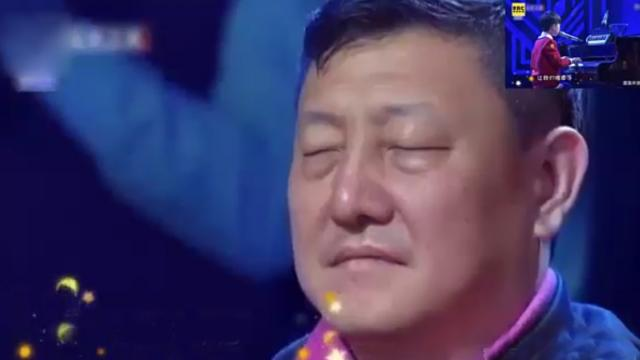 The 7-year-old boy playing piano and singing took tears from audiences