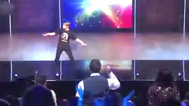 Dancer with Down Syndrome Blows Judges Away, Watch Moment Audience