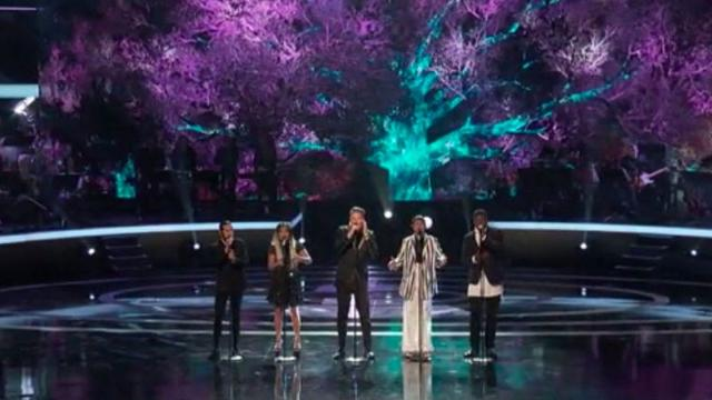 Pentatonix canta Too Much Heaven de los Bee Gees, y sorprenden