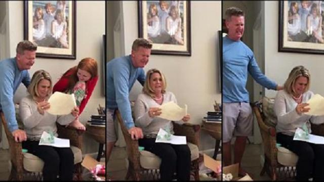 21-year-old son uses his first paycheck to pay off his parents entire mortgage for Christmas