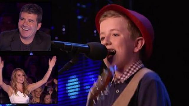 Will singer Henry get the girl AND go to the final- - Audition