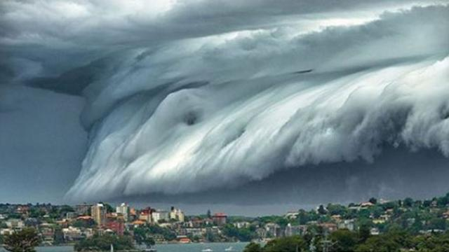 I Didnt Know The Sight of Storm Clouds Approaching Could Be So Scary