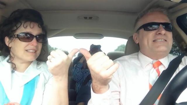 "Talented Grandparents Beautifully Sing Famous ""Frozen"" Tune"