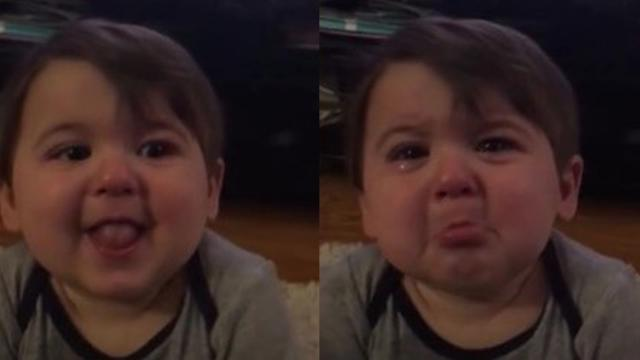 Unapologetic Baby Cries In Response To Moms Singing Voice