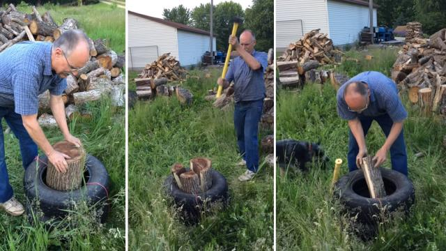 Brad's Wood Chopping Tutorial_Trim