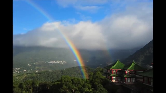 Record-breaking rainbow lasts for 9 hours