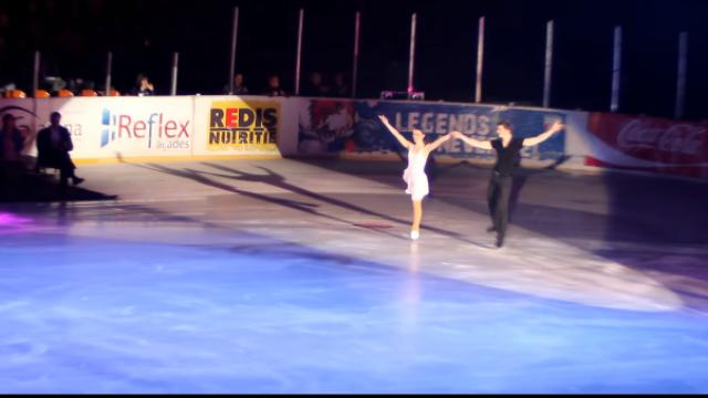 Stefania Berton&Ondrej Hotarek - Kings on ice 2012 - Dirty Dancing I've had the