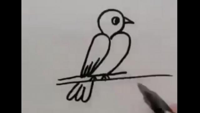 Como dibujar graciosos animalitos a partir de simple números