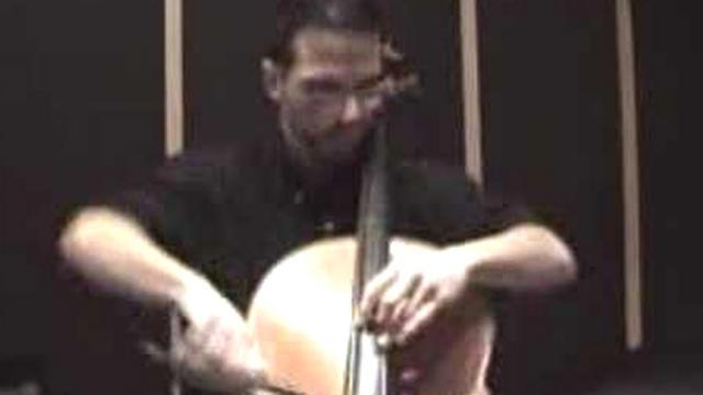 Paganini Caprice 24 on the Cello
