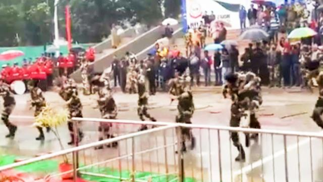 WATCH: This video of BSF officers dancing to desi beats is taking Internet by storm