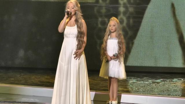 Estas hermosas hermanas interpretaron un cover de Mariah Carey y causaron furor en las redes
