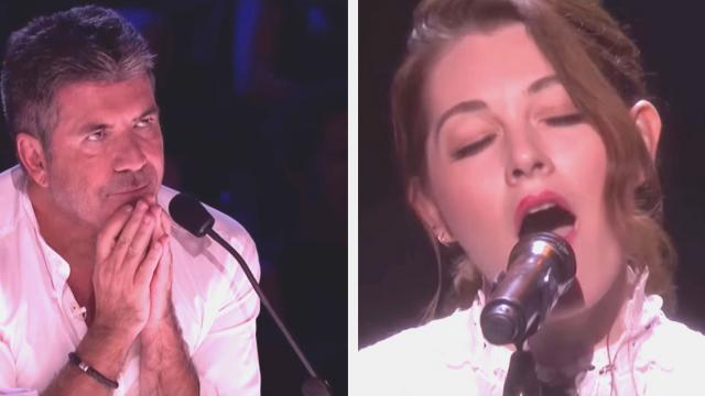 Mandy Harvey_ Shes DEAF but an UNBELIEVABLE Singer Artist Americas Got Talent 2017