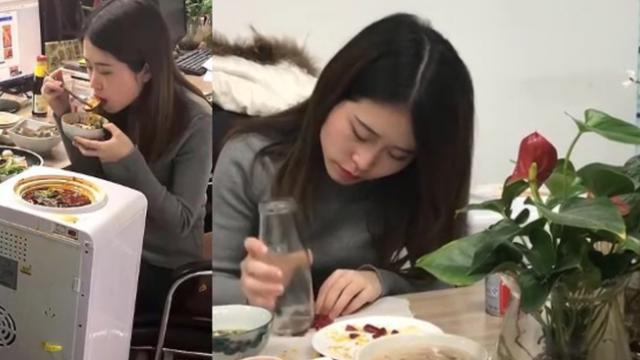 Chinese cooking goddess show you how to cook hotpot with office supplies