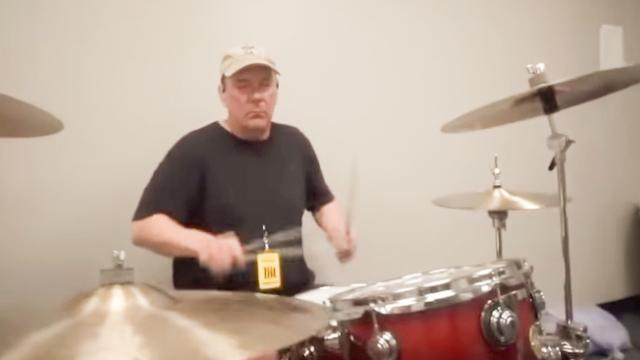 Neil Peart_ Warming Up