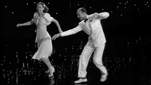 Fred Astaire y Eleanor Powell, dos grandes