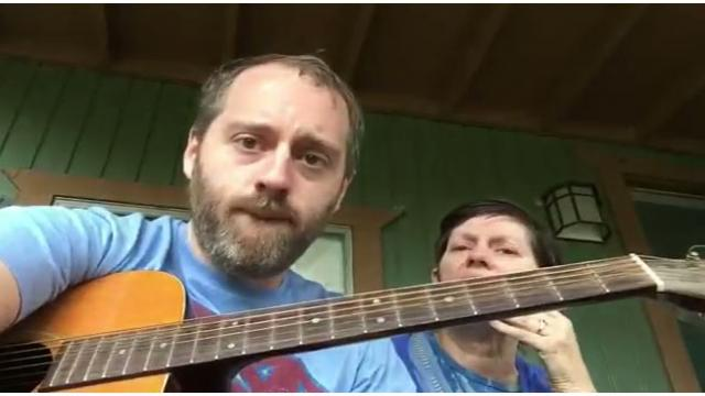 Son Plays A Song To Mom With Alzheimer's, Captured Footage Is Blowing Up The Internet