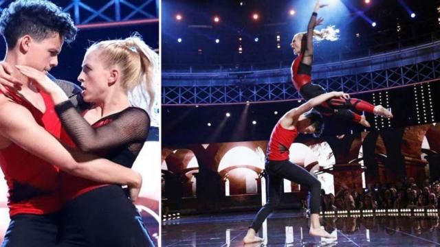 Los adolescentes obtienen puntuación perfecta en World of Dance