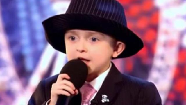 Robbie Firmin - Britains Got Talent 2011 audition