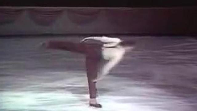 Olympic Skater Tap Dances Across The Ice, Brings Entire Stadium To Their Feet