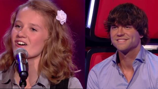 Laura - I Will Always Love You (The Voice Kids 2013_ The Blind Auditions)
