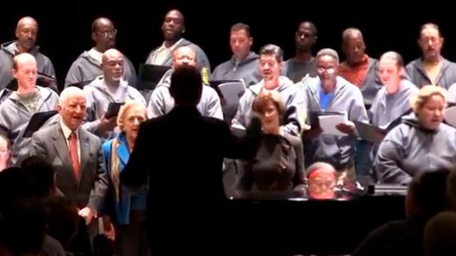 A Chorus Comprised Of Homeless Make Carnegie Hall History