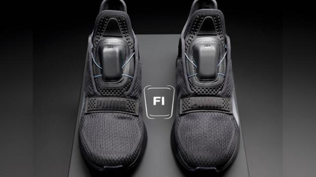 Fit Intelligence sneakers