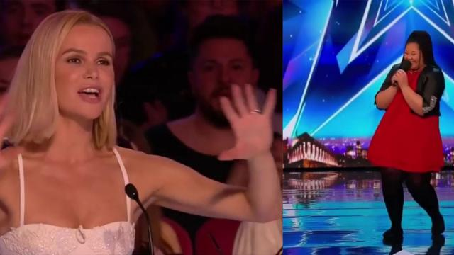 Britains Got Talent 2017 Destiny Chukunyere Blows Away the