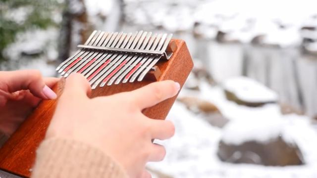 The Kalimba, The Most Soothing & Relaxing Instrument You'll Ever Hear