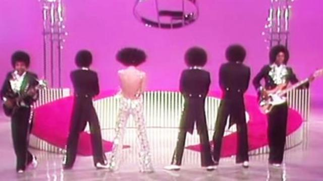 Jackson 5 starts with a 1969 classic, but jerks around to reveal special guest