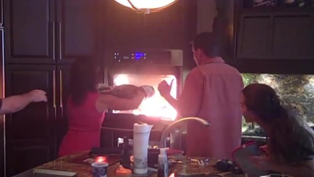 Best Of Thanksgiving Turkey Fire Fails!