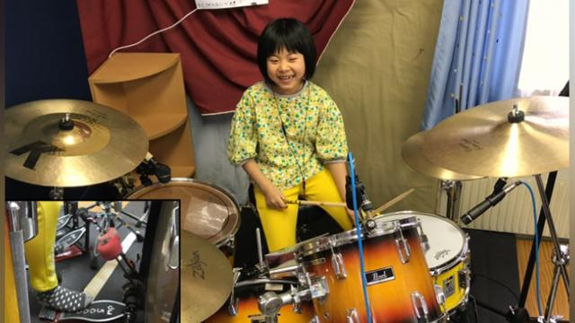 8-Yr-Old Drum Prodigy Smashes Stereotypes With Incredible Led Zeppelin Cover.