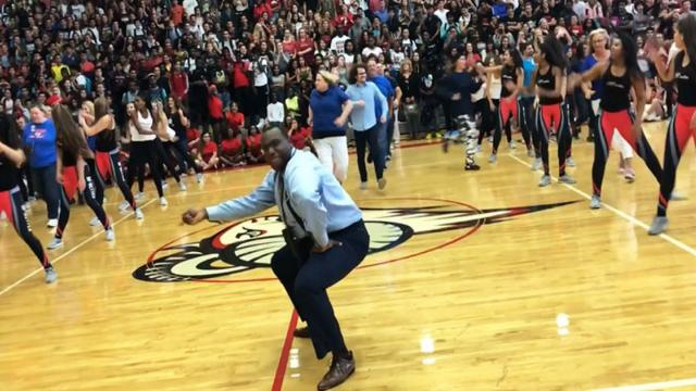 Teachers Secretly Practice Dance Moves After School & Wow Students At Epic Pep Rally
