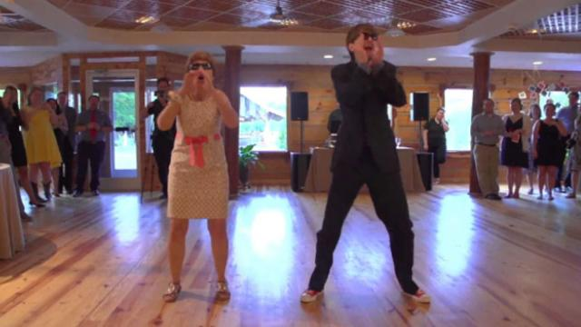 Mother And Son Perform Awesome Epic Dance
