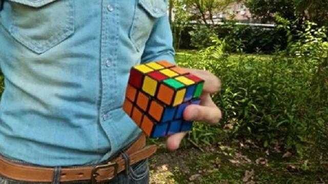 This Taiwanese Guy Can Solve A Rubiks Cube Using One Hand How