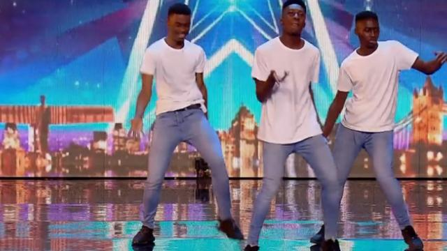 Trio's Dance Moves Wow Judges, But It's Their Sense Of Humor That Steals The Show.