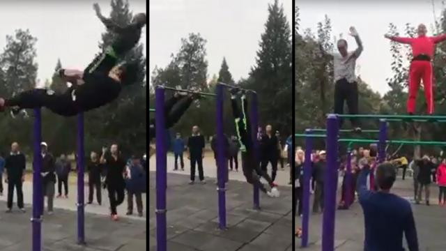 You will be blown up with these amazing gymnastics skills_Large