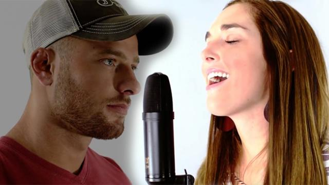 Couple Covers Elvis' 'Can't Help Falling In Love'