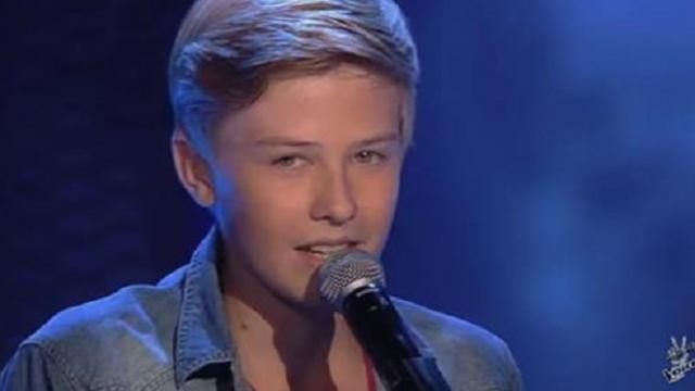 Bart - All Of Me (The Voice Kids 2015- The Blind Auditions)