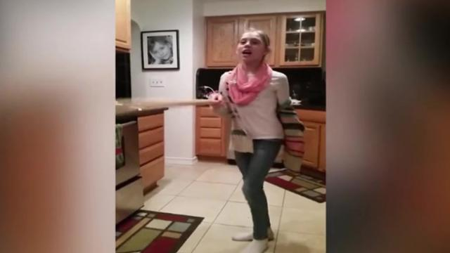 Funny Tot Composes Taco Bell Love Song