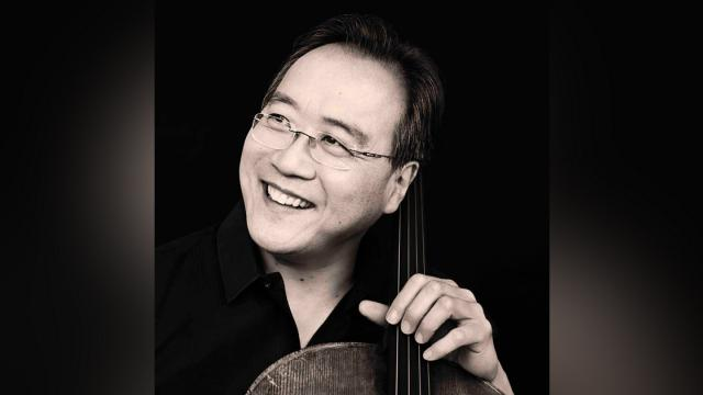 Famous Cellist Yo-Yo Ma's New Music Video on Top of City Building