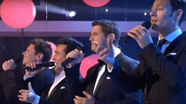 IL DIVO I will always love you