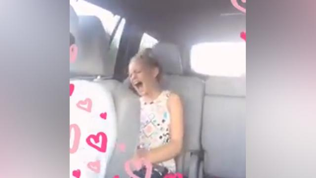 Little Girl Conquers Carrie Underwood Hit That's Near Impossible to Sing
