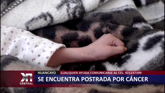 El video de Rosa Chamorro pidiendo donaciones para curar su cáncer