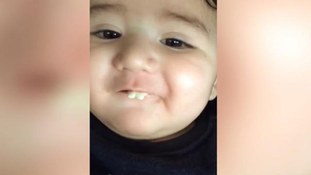 Hilarious -Toothy- Baby Laugh