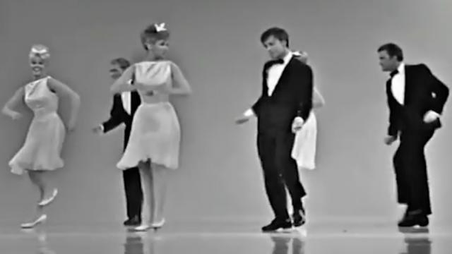 The dance move from the 60s nobody remembers, but has everyone laughing.