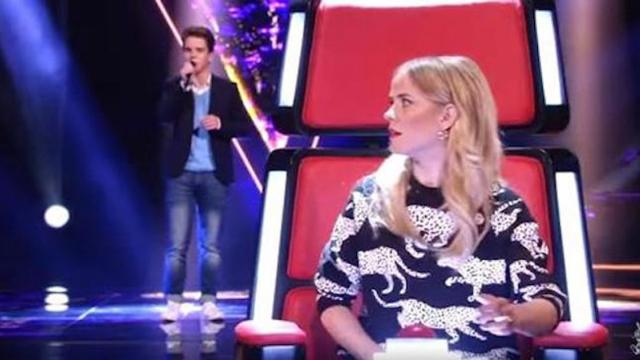 Thijs - Cant Help Falling In Love - The Voice Kids 2018 -